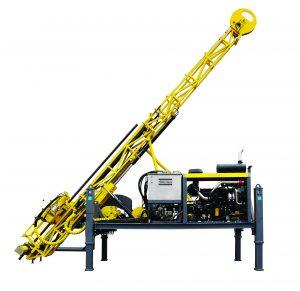 Christensen CT14 core drilling rig