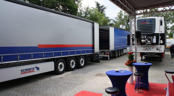 Schmitz Cargobull на Транспорт 2016