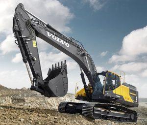 Volvo-CE-EC350E-crawler-excavator
