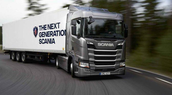 Scania R и S серии – фото галерија