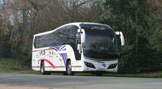 Plaxton автобуси – фото галерија