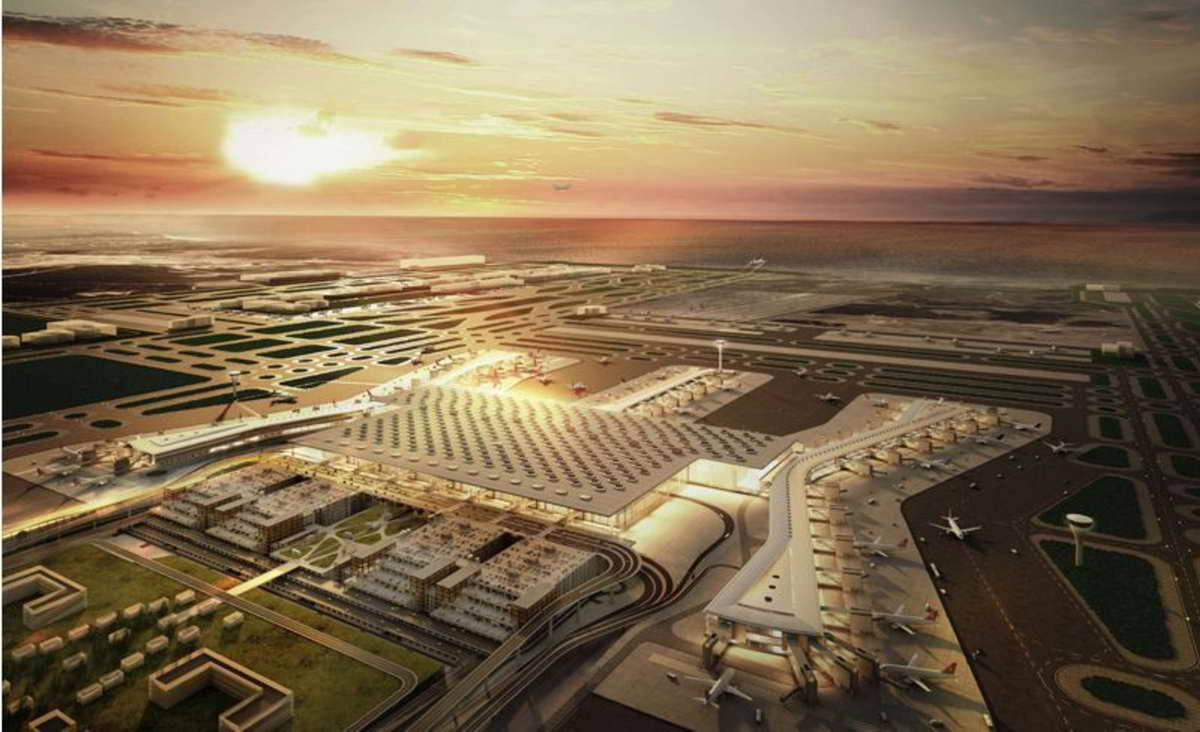 Istanbul airport 2