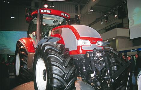 2003 - Valtra S 260