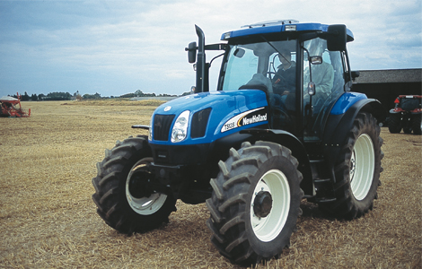 2004 - New Holland Ts-A 135