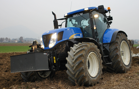 2008 - New Holland T 7060