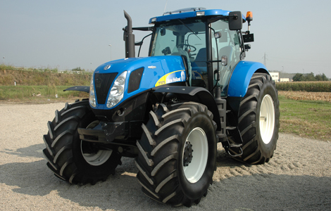 2010 - New Holland T 7070 Autocommand