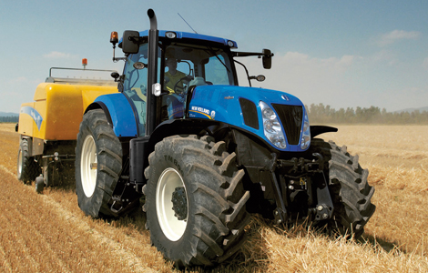 2011 - New Holland T7.210