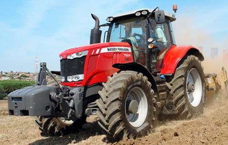 2012 - Massey Ferguson 7624 Dyna-Vt