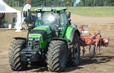 2013 - Deutz-Fahr Agrotron 7250 Ttv