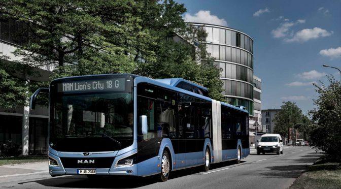 Нови MAN автобуси за Скопје