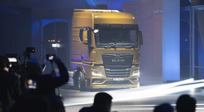 Претставена нова MAN Truck генерација