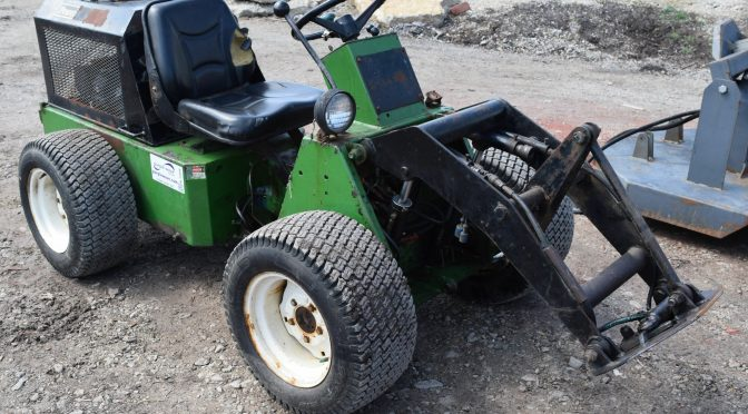 Power Trac PT-425