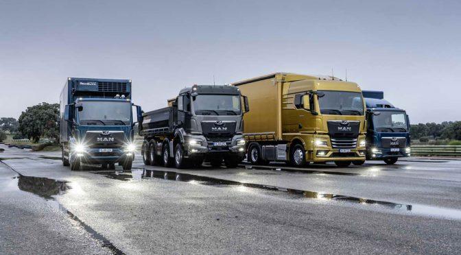 Нова генерација MAN камиони