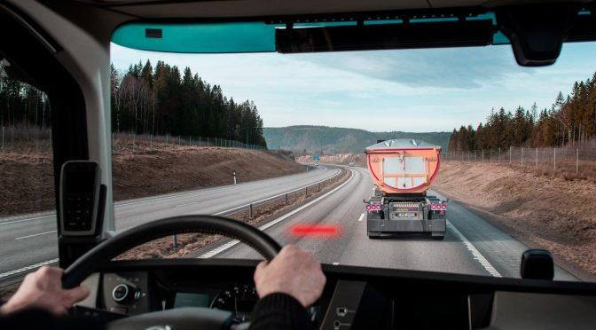 Volvo Distance Alert