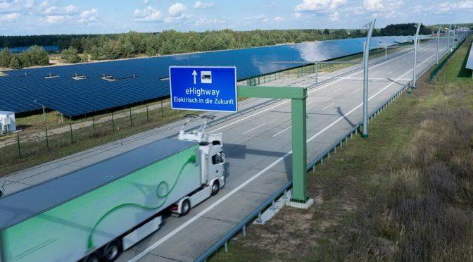 Автопат за е-камиони