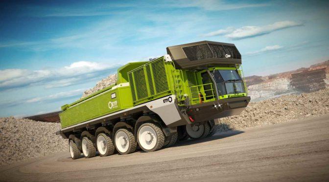 ETF Mining Trucks