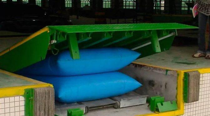 Haide Airbag Dock Leveler