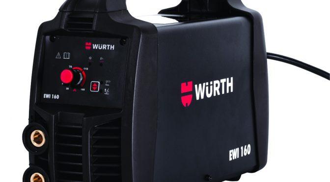 Würth опрема за заварување