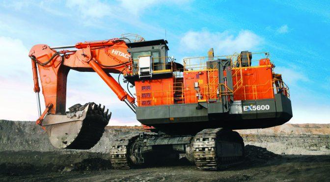 Hitachi EX5600-6 Excavator