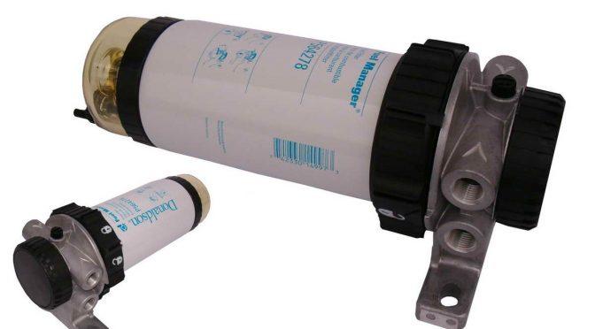 Donaldson сепаратори за одвојување на вода од гориво