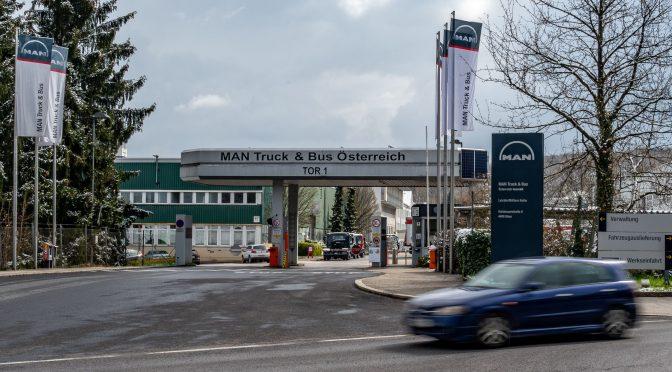 MAN ја затвора фабрика во Австрија