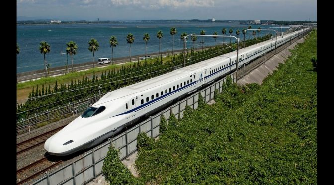 Како изгледа патување со воз со 603 km/h (видео)