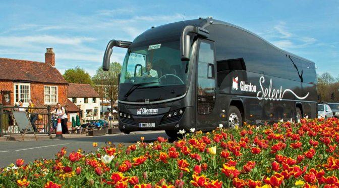 Plaxton автобуси