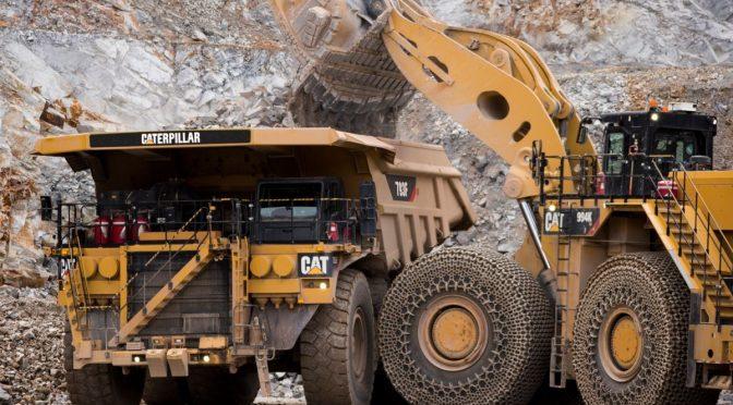 CAT 793F – Рударски камион