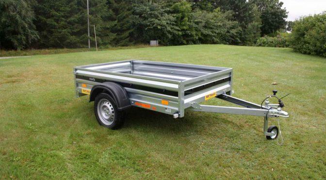 Martz Basic 205 – Автомобилска приколка