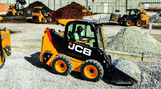 JCB – Нова серија компактни машини