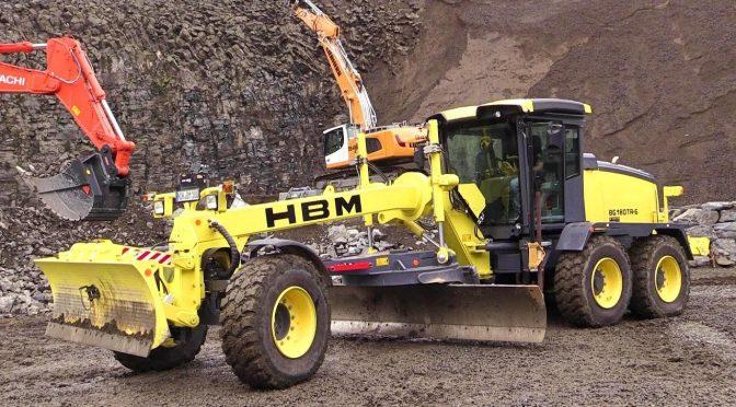 HBM Graders BG 180 TA-6 (6×6)