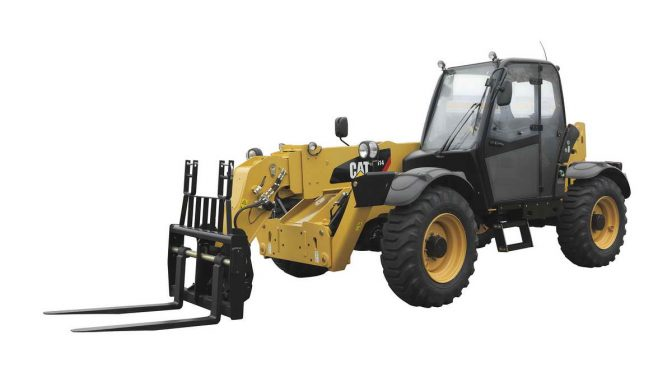 Cat TH414C GC и TH417C GC