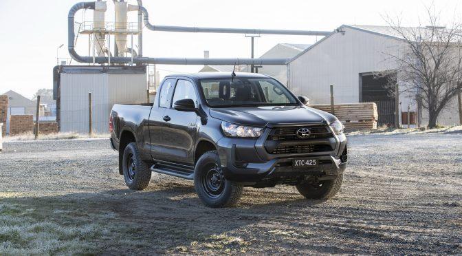 Toyota го повлекува HiLux од Австралија!