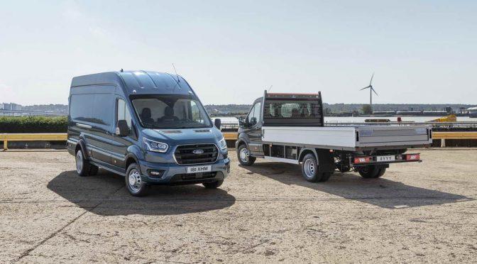 Ford претстави 5-тонски Transit